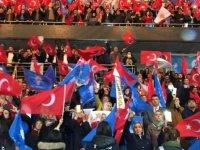 AK Parti Ankara 6. Olağan İl Kongresi Cumhurbaşkanı Erdoğan'ın katılımıyla gerçekleştirildi