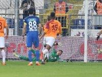 Galatasaray zirveyi kaptırdı