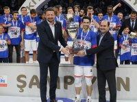 Türkiye Kupası'nın sahibi Anadolu Efes oldu