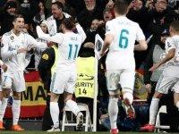 Real Madrid deplasmanda 5 golle kazandı