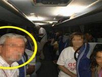 CHP otobüsündeki taciz skandalında flaş gelişme