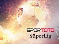 Spor Toto Süper Lig'de 23. haftanın perdesi açılıyor