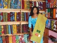 Fildişi'nin kültür aynası pagne giysisi