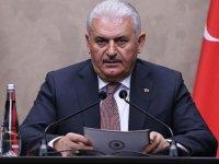 Başbakan Yıldırım Azerbaycan'a gitti