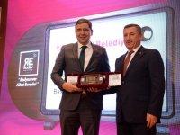 'Yılın Pozitif Başkanı' Ertürk