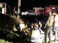 Ankara Çubuk'ta feci kaza: 3 ölü