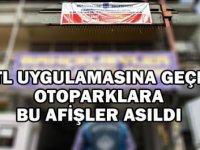 Ankara'da 1 TL olan otoparkların tam listesi