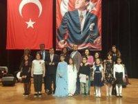 Türkülerimiz Mamak'lı öğrencilerin dilinde hayat buldu