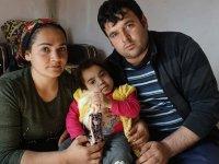 Küçük kızlarının böbrek nakli olması için destek bekliyorlar