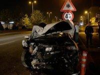 Samsun yolunda zincirleme trafik kazası: 7 yaralı