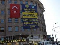 Esnaftan Ankaragücü'ne tam destek