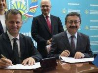 Tiryaki, Gagavuzya'ya yaptıkları yatırımları yerinde inceledi