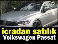 Ankara'da icradan satılık Volkswagen Passat Bluemotıon