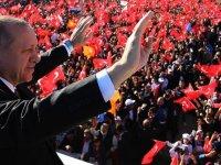 Erdoğan, AK Parti'nin Seçim Beyannamesi Tanıtım Toplantısı'nda konuşuyor
