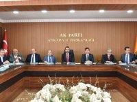 AK Parti İl Başkanı Hakan Han Özcan: 'Başarı için hızlı ve titiz çalışacağız'