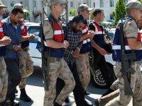 Afrin'de yakalanan 3 terörist tutuklandı