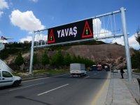 Başkent'in trafiği 'yolların dili'ne emanet