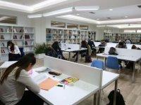 Kütüphane müjdesi