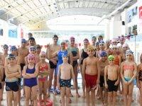 Mamaklı şampiyon yüzücüler