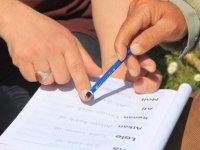 Yarım milyona yakın kişi okuma yazma öğrendi