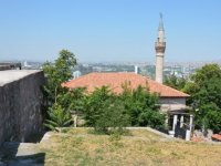 "Ankara'nın ilk camii: ""Sultan Alaeddin"""