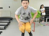 Çocuklara jimnastik