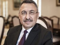Cumhurbaşkanı Yardımcısı Oktay'dan ilk yurt dışı ziyareti