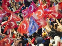 AK Parti Kongresi'ne 9 siyasi parti davet edildi