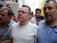 Rahip Brunson'un ev hapsine yapılan itiraz bir kez daha reddedildi