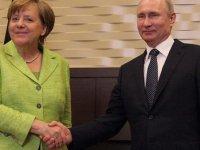Almanya ile Rusya'dan ABD'ye inat 'gaza' devam