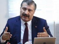 Sağlık Bakanı Fahrettin Koca: Yerlileştirme projelerimizi sırasıyla uygulayacağız