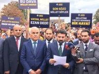 Ak Parti Menderes'i ve dava arkadaşlarını unutmadı