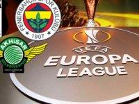 Akhisarspor, Beşiktaş ve Fenerbahçe'nin UEFA Avrupa Ligi'nde oynayacakları maçlar hangi kanalda yayınlanacak?