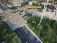 Yeni Ulus Meydan Projesi seneye bitecek