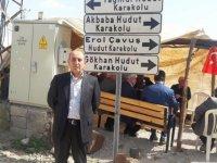 Ömerler Mahallesi Muhtarı Nurullah Öz 7 aylık maaşını bağışlamak için başvurdu