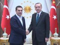 Yunanistan'dan Erdoğan açıklaması!