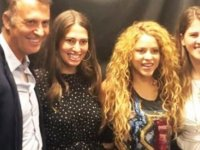Shakira Beşiktaş'ın başını yaktı