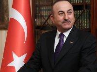 Çavuşoğlu'ndan Kıbrıs açıklaması! Bizim için anlamlı değil!