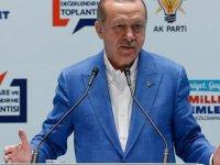 Cumhurbaşkanı Erdoğan: IMF defterini kapattık