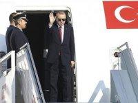 Erdoğan Macaristan'da: Gül Baba Türbesi açılıyor
