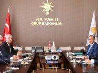 AK Parti-MHP ittifakı için heyetler bir araya geldi! ilk açıklama geldi!