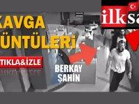 Arda Turan Berkay kavgasının görüntüleri! Arda Turan'ın kavga açıklaması