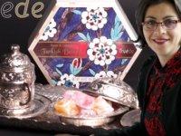 Zeynep Turudi, 15 ülkeye lokum ihraç ediyor.
