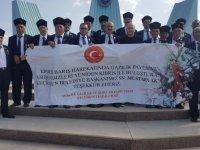Gazilerimiz 44 yıl sonra Kıbrıs'a