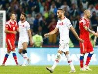 A Milli Futbol Takımı umudunu kaybetmedi