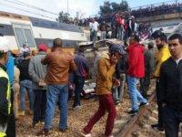 Büyük tren kazası: En az 10 ölü, 100 yaralı