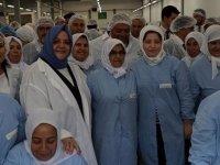 Kadın iş gücümüz son 11 yılda 4 milyon 244 bin kişi arttı