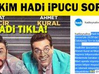 20 Ekim Hadi ipucu sorusu: Ahmet Kural ve Murat Cemcir'in Mart ayında vizyona giren filmlerinin ismi nedir?