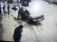Bentderesi'nde çifte kaza:1 kişi ağır yaralı