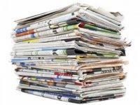 Gazete manşetleri, gazeteler bugün ne yazdı, gazetelerin 1.sayfası